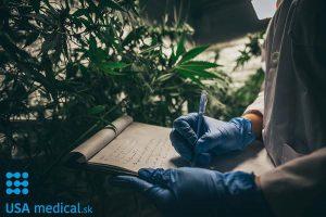 medicínske konope história