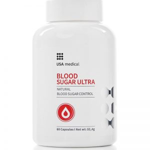 Blood Sugar ultra môže prirodzene prispievať k udržaniu normálnej hladiny cukru v krvi